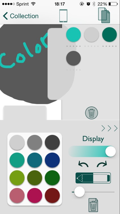 The Color App Lite - Color Palette Selection Tool