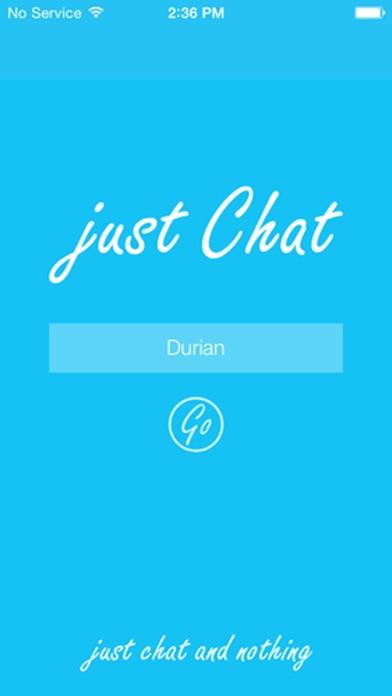 Just Chat. screenshot three