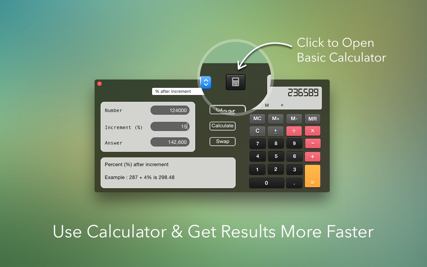 ‎Calculate Percentages on the Mac App Store