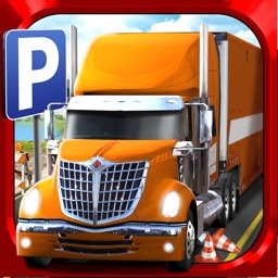 Monster Trucker Parking Simulator Game - Real Car Driving Test Run Sim Racing Games