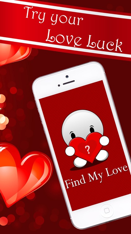 Find my love app