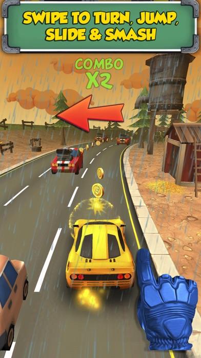 Road Surfers Dash - A Real Car Race Sim Endless Racing Rushのおすすめ画像1