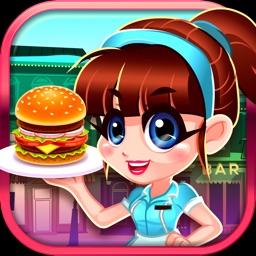 Fastfood Diner Fever! Burger, Fries and Pizza Craze! - Full Version