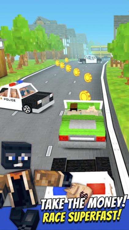 Car Racing - 3D Police Drag Driving screenshot-4