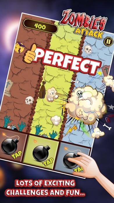 Zombies Attack – Crazy escape & run game screenshot three