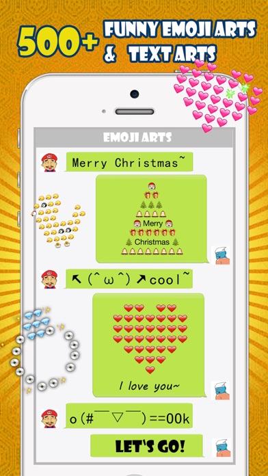 Cool Emoji Art Love