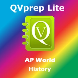 QVprep Lite AP World History Tutor