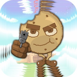 Criminal Cookie Creed: Candy Castle Jump Fever