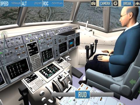 Screenshot #5 for Final Approach Lite - Emergency Landing