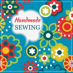 Sewing Flower DIY Tutorial