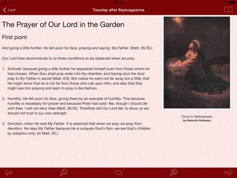Lent Lite: Catholic Meditations for Lent by St. Thomas Aquinas-ipad-2