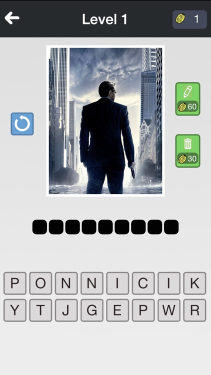 Movie Quiz - Cinema, guess what is the movie!