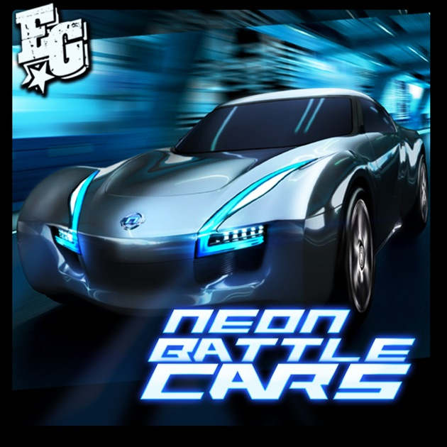 Neon battle cars racing on the app store sciox Choice Image