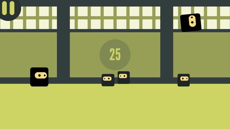Ninja Cubes screenshot-0