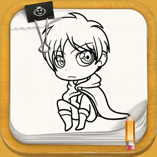 Learn To Draw : Anime Chibi