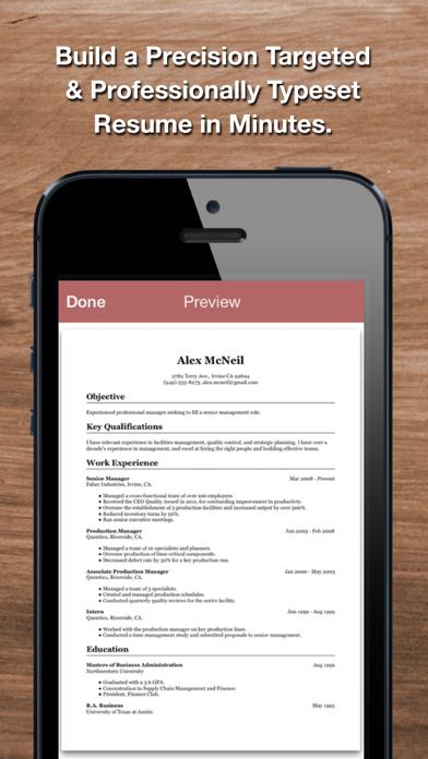Resume Star: Pro CV Maker for Windows