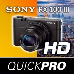 Sony RX 100 Mark III from QuickPro