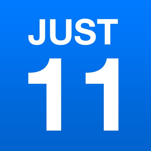 Just 11