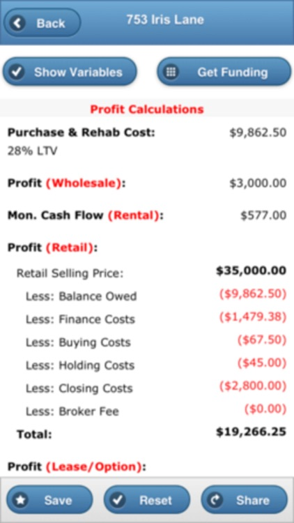 Mobile Real Estate Investing screenshot-4