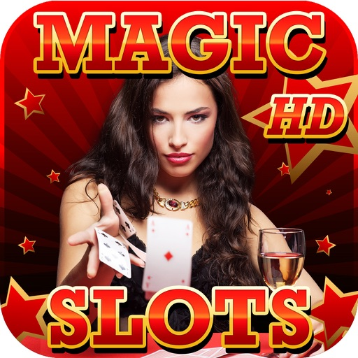 Ace Magic Slots - Jackpot Celebrity Illusion Craft Slot Machine Games HD