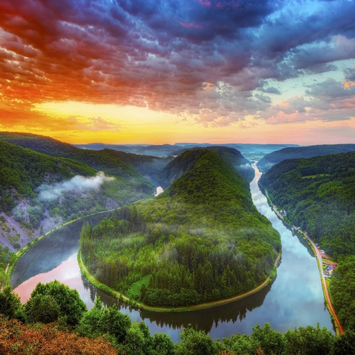 Physical Geography : Rivers Quiz