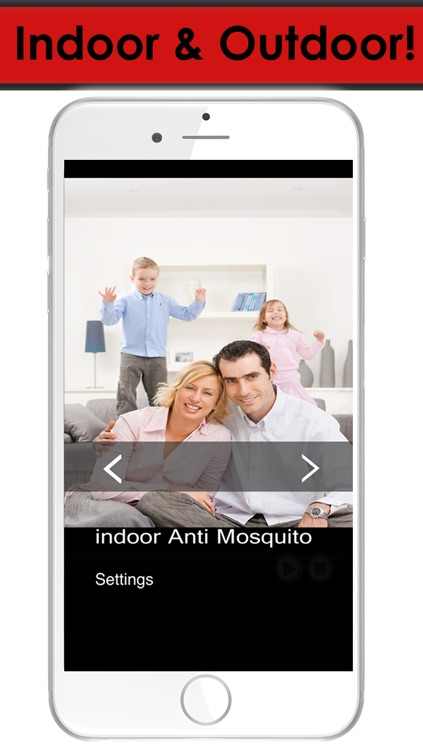 Anti Mosquito HD sounds for better sleep cycles screenshot-3