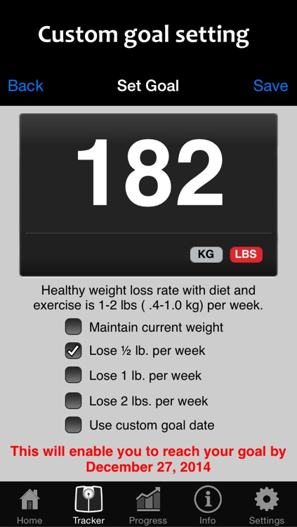 Fitter Fitness Calculator & Weight Tracker - Personal Daily Weight Tracker and BMI, BMR, Body Fat% & Waist to Hip Ratio Manager