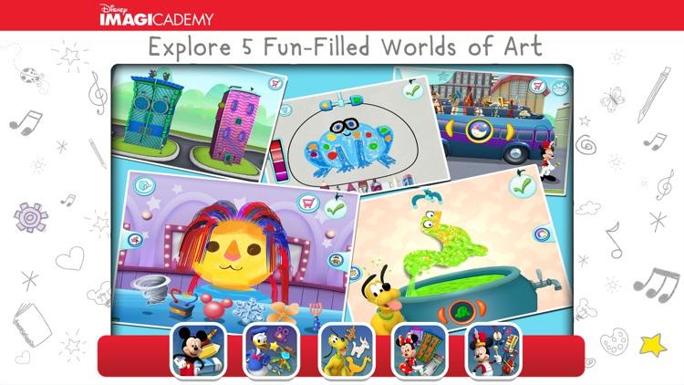Mickey's Magical Arts World screenshot-4