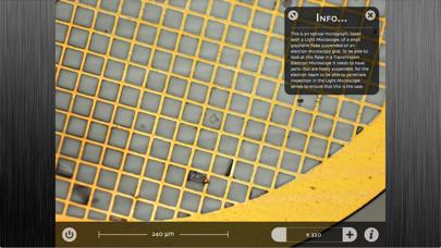 Graphene Virtual Microscope screenshot one