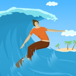 Funky Surfer Boy Wave Racer Pro - top virtual shooting race game