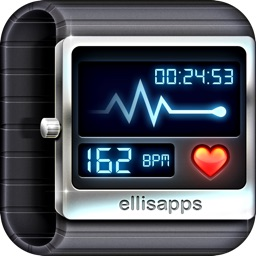 Heart Rate - Heart Rate Monitor for Fitness, Exercise, Running, Walking and Cycling