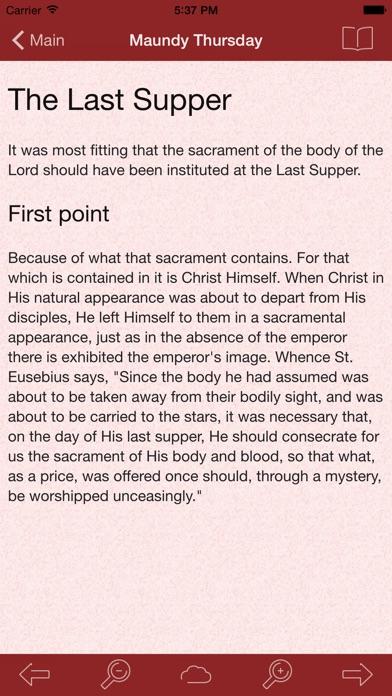 Lent Lite: Catholic Meditations for Lent by St. Thomas Aquinas-3