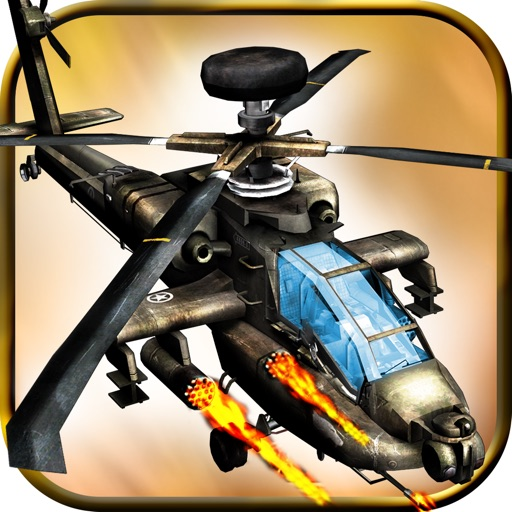 Gunship Helicopter Battle 3D