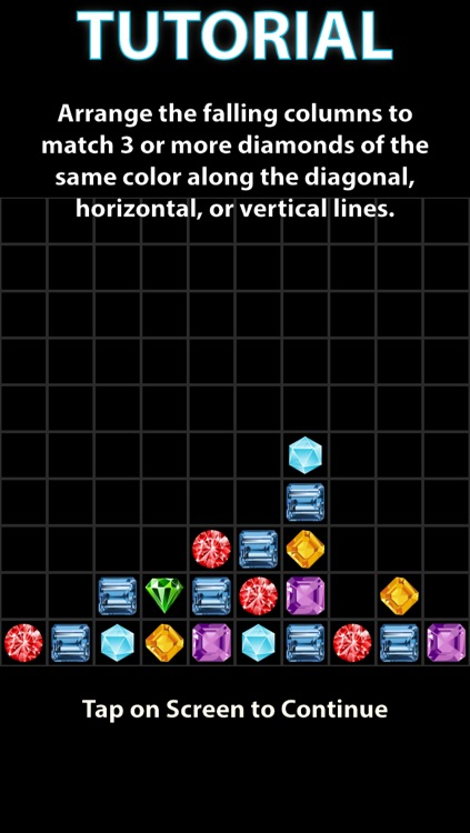 Columns: Addictive Falling Jewels Tetris like Game