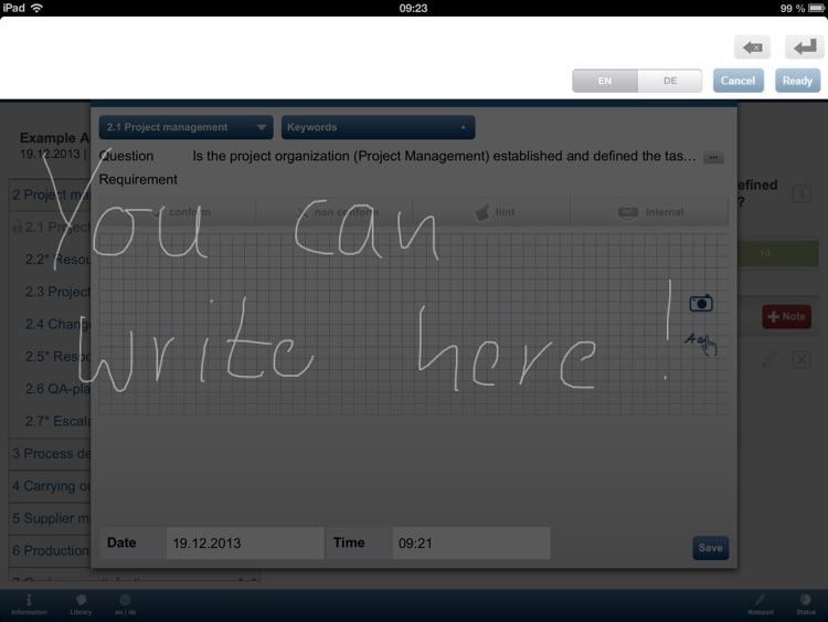 Audit Manager Premium screenshot-3