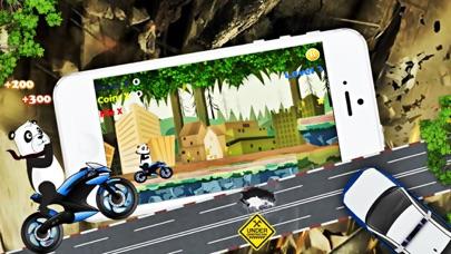 Panda Motorcycle screenshot three
