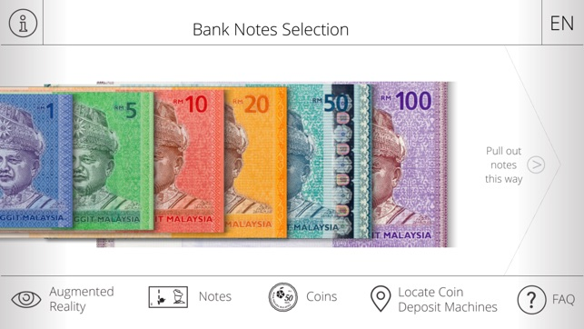 My Ringgit on the App Store