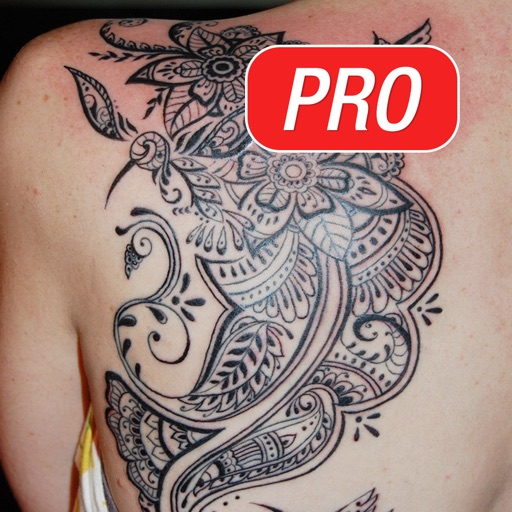 Tattoo Designs Art Studio Pro – Inked Yourself with Cross Animal Fire & Heart Design Tattoos Makeover App Without Pain