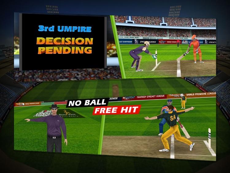 World Cricket Championship Lite screenshot-4