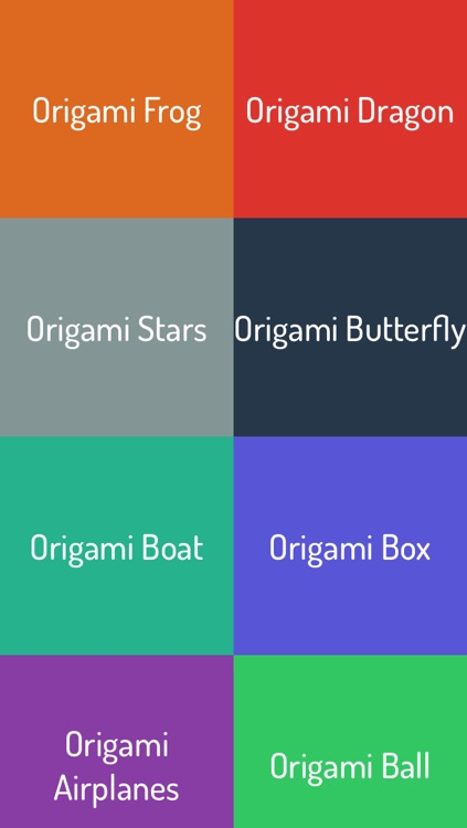 How To Make Origami - Ultimate Video Guide screenshot-4