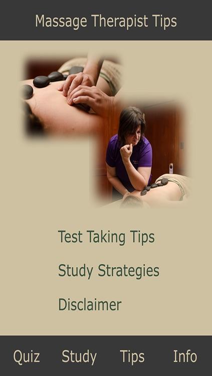 Massage Test & Exam – MBLEx,NCETM,NCETMB screenshot-3
