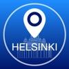 ヘルシンキオフライン地図+シティガイドナビゲーター、アトラクションとトランスポート