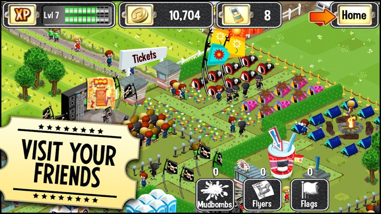 Pocket Festival screenshot-3