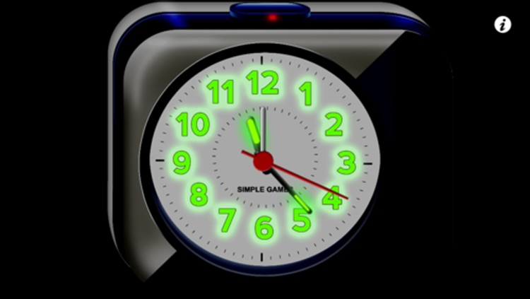 White Noise Box Clock HD