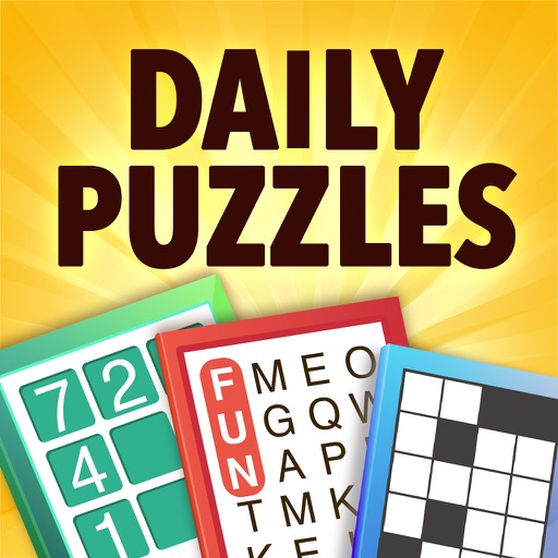 PuzzleScape - Your daily escape for Crosswords, Sudoku, Word Search and More!
