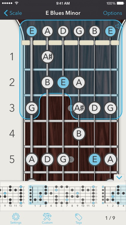 Chord! - Guitar Songbook, Chords and Scales screenshot-4