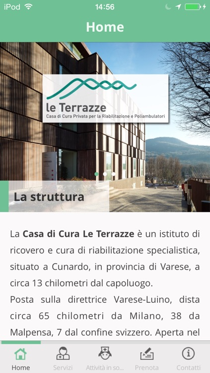 Best Casa Di Cura Privata Le Terrazze Srl Images - Design Trends ...