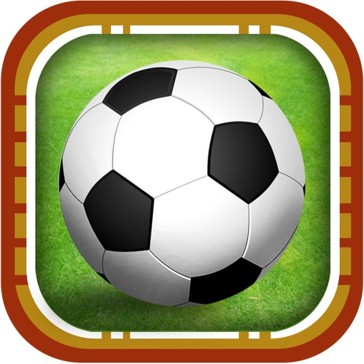 Football Soccer Real Game 2014 HD Free iOS App