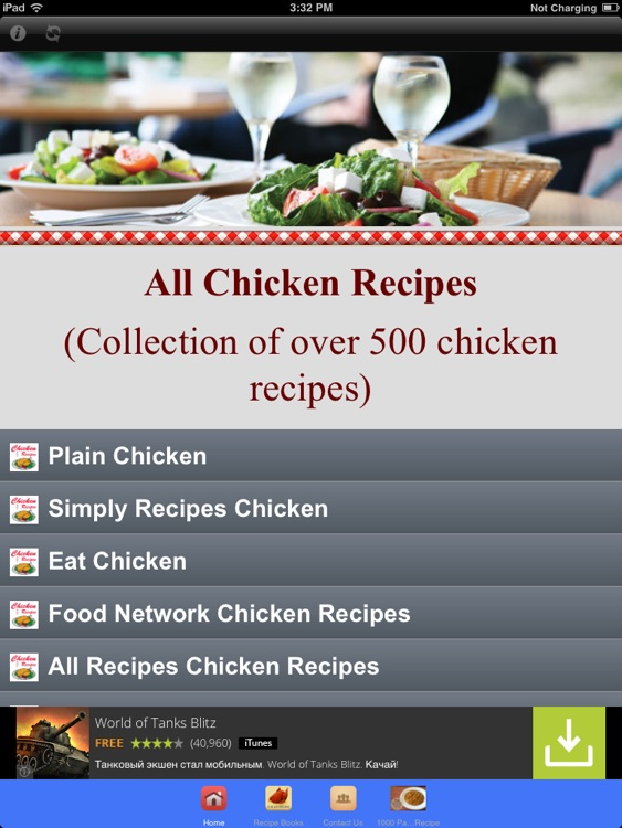 All Chicken Recipes - Quick and Easy Chicken Recipes HD