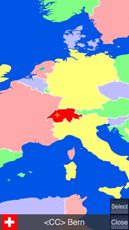 World Map Free screenshot-3